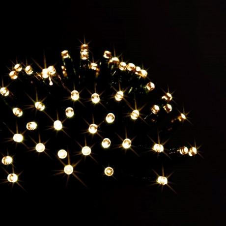 سلسلة اضاءة 192 ليد -ذهبي 877609G  من  Feeric