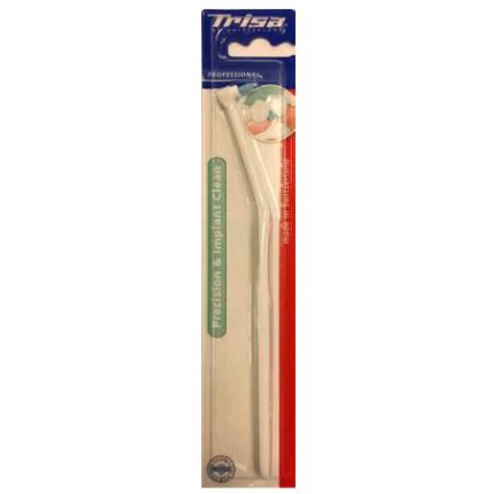 فرشاة يدوية من تريسا لتنظيف بين الأسنان