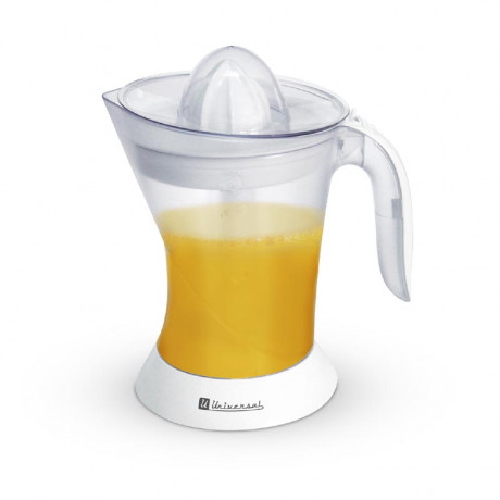 Universal Citrus Juicer Electric UNI-4010CJ 40W White 1 Liters Plastic