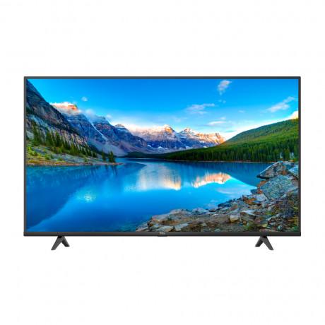 تلفزيون 70 بوصة من TCL بتقنية 4K UHD TV سمارت اندرويد أسود موديل 70P615