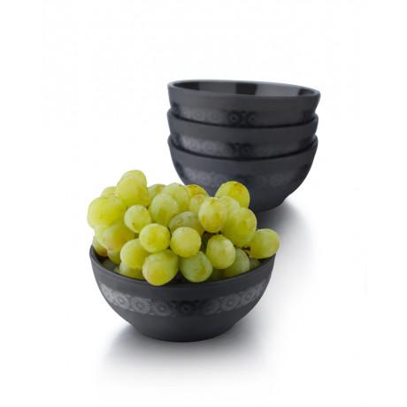 Libbey Bowl set w/ Plastic lids 1708568