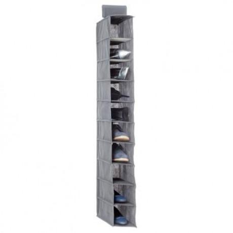 خزانة احذية 5five رمادي 138888B