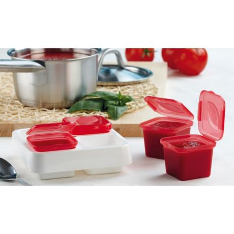 Snips 0.4lt Frozen Sauce & Herb Boxes 033060