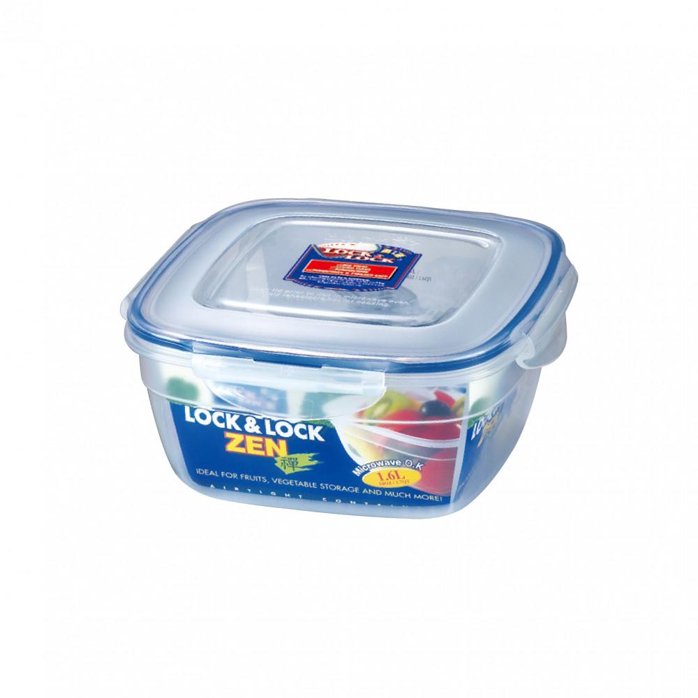 علبة بلاستيكية لحفظ الطعام 4 لتر من Lock&Lock