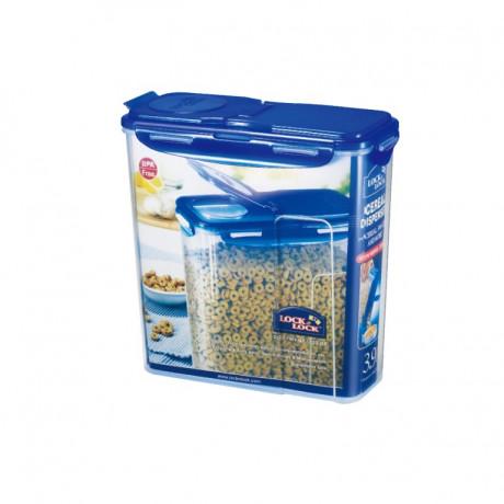 علبة بلاستيكية لتخزين الحبوب 3.9 لتر من Lock&Lock