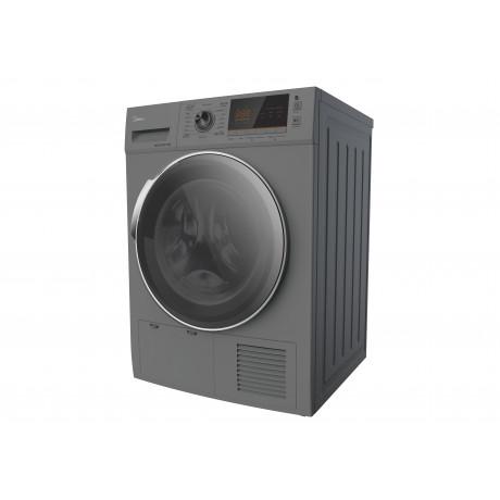 نشافة ميديا Heat pump فضي غامق سعة 9 كيلو موديل MDH -9001DS