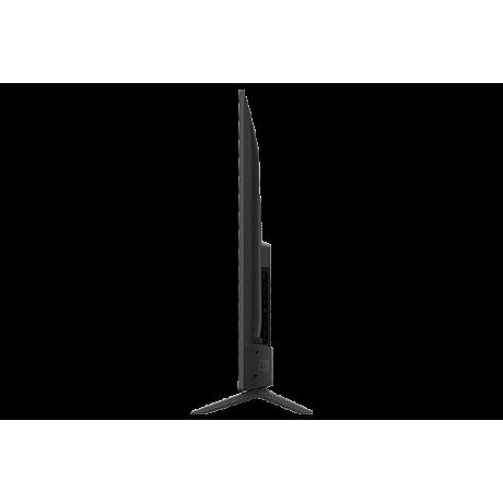 تلفزيون سمارت ليد 43 بوصة TCL اندرويد UHD/4K موديل 43P615 أسود
