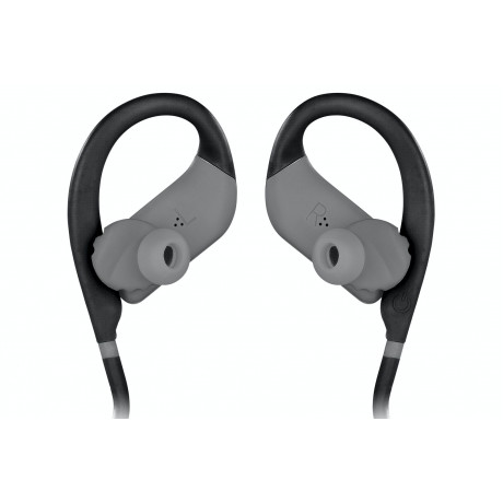 سماعات رأس لاسلكية JBL داخل الأذن مع ميكروفون مقاوم للماء أسود موديل ENDURDIVE BLK