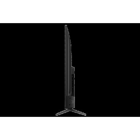 تلفزيون سمارت ليد 55 بوصة TCL اندرويد UHD/4K موديل 55P615 أسود