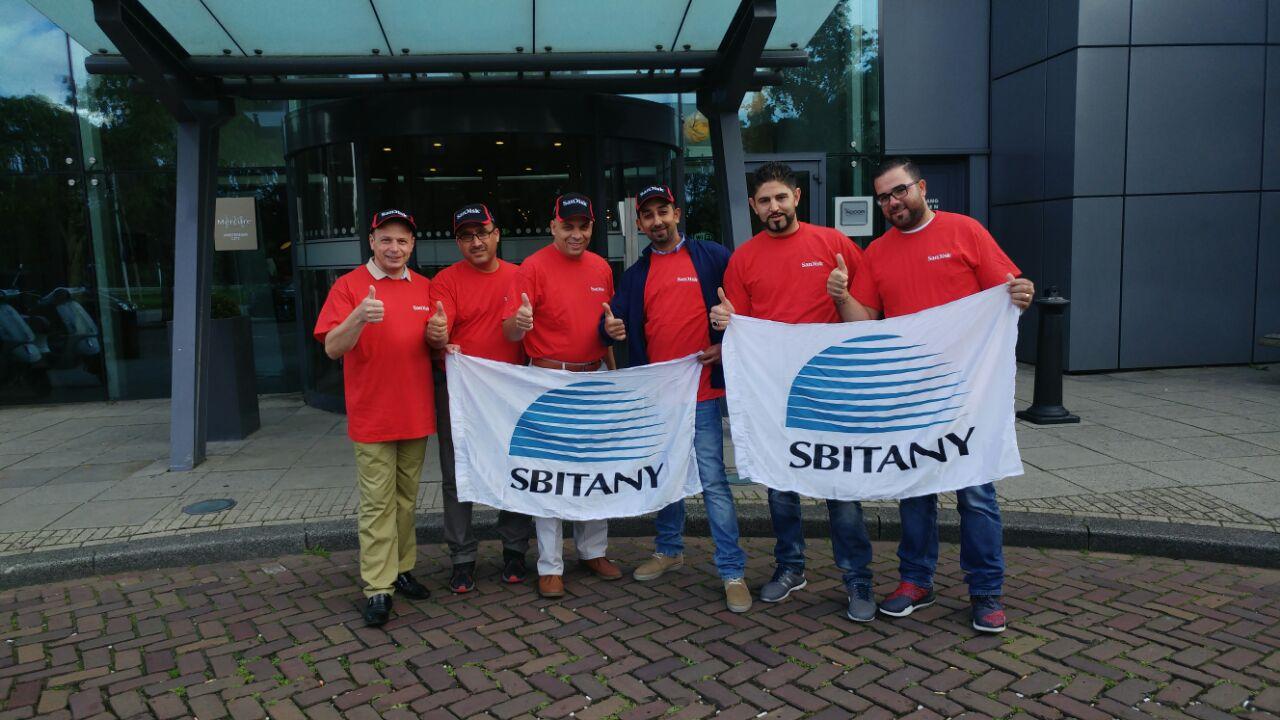 دعما لإدائهم المتميز : شركة سبيتاني بالتعاون مع SanDisk  تنظم رحلة ترفيهية لمجموعة من تجارها المعتمدين الى مدينة أمستردام الهولندية